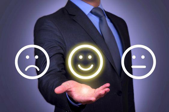 جایگزینی شادی به جای نگرانی و استرس