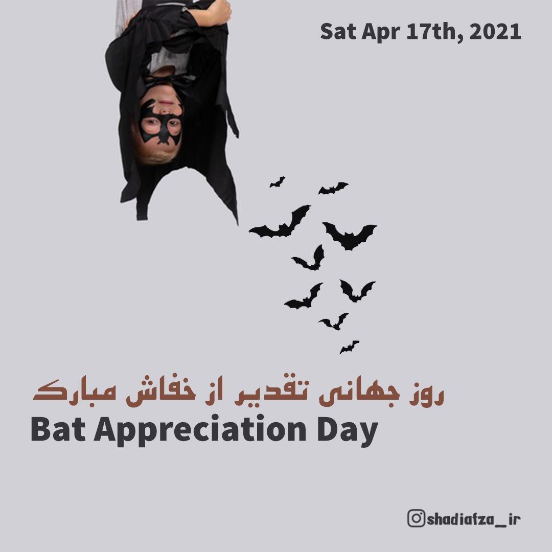 روز جهانی خفاش مبارک