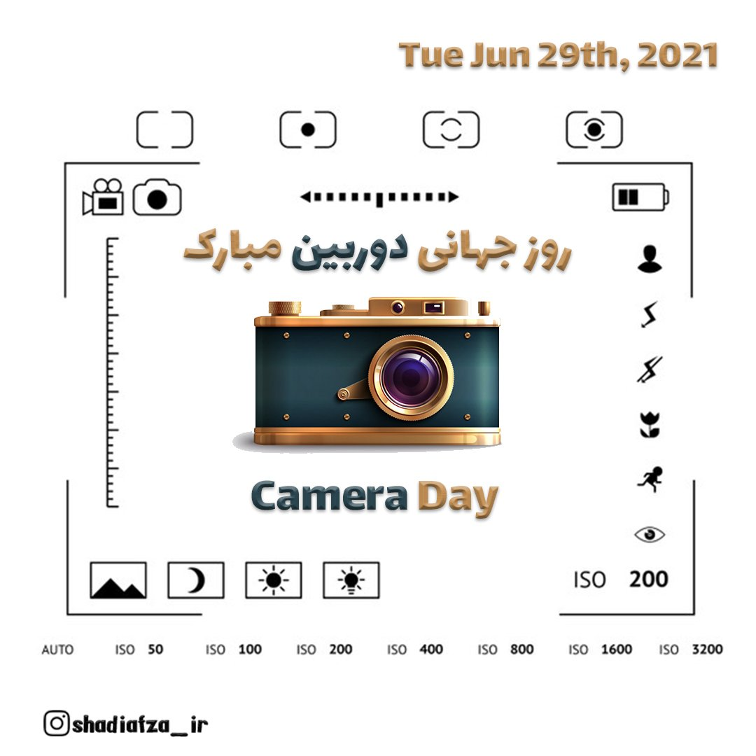 روز جهانی دوربین